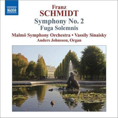 交響曲第2番、『フーガ・ソレムニス』 シナイスキー&マルメ交響楽団