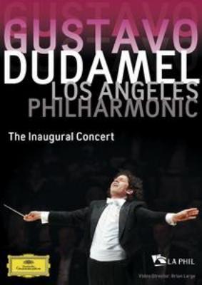 マーラー:交響曲第1番『巨人』、アダムス:シティ・ノワール ドゥダメル&ロサンジェルス・フィル