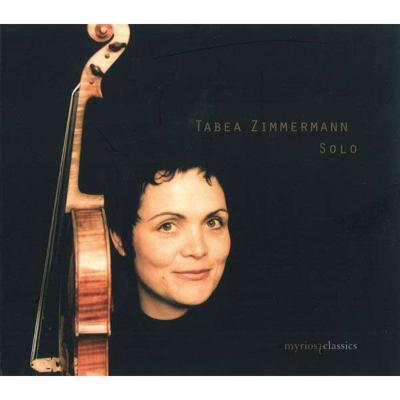 レーガー:無伴奏ヴィオラ組曲第1番〜第3番、バッハ:チェロ組曲第1番、第2番(ヴィオラ版) タベア・ツィンマーマン