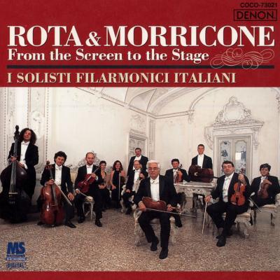 I Solisti Filarmonici Italiani Godfather-rota, Morricone