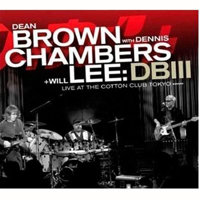 Db III -Live At The Cotton Club Tokyo