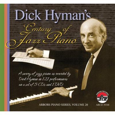 Century Of Jazz Piano (6CD)