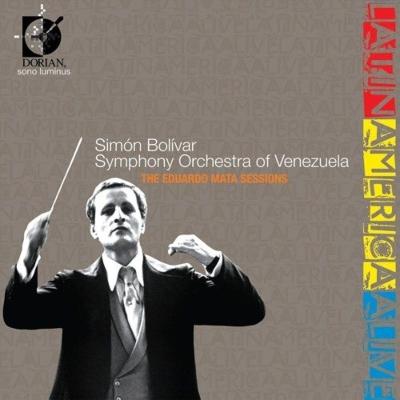 『ラテン・アメリカ・アライヴ』 エドゥアルド・マータ&シモン・ボリヴァル交響楽団(6CD)
