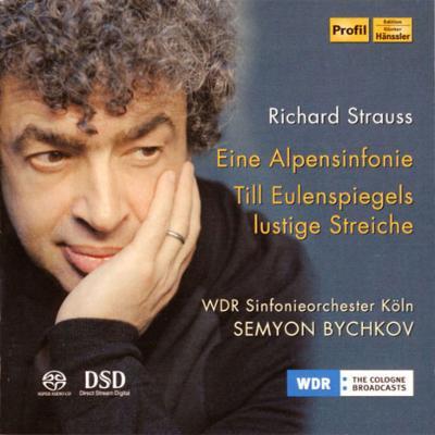 アルプス交響曲、ティル・オイレンシュピーゲルの愉快な悪戯 ビシュコフ&ケルン放送交響楽団