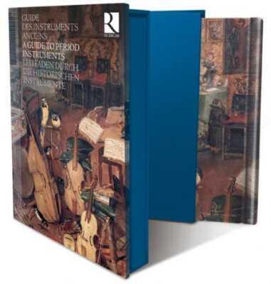 リチェルカールの古楽器ガイド(8CD+BOOK)