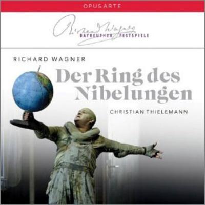 『ニーベルングの指環』全曲 ティーレマン&バイロイト(2008 ステレオ)(14CD)