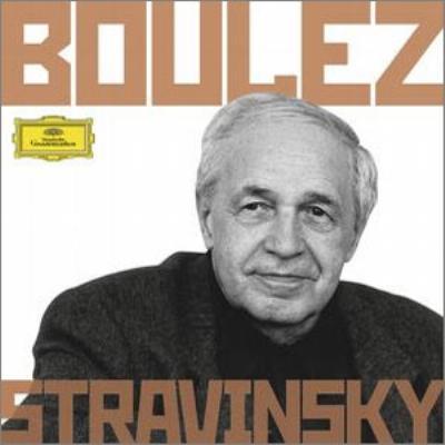 ブーレーズ・コンダクツ・ストラヴィンスキー(6CD)