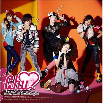 1st Single: Chu