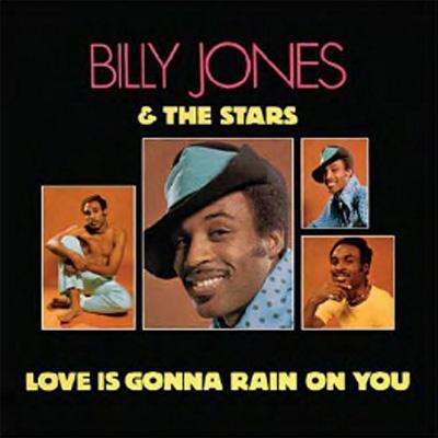 Love Is Gonna Rain On You