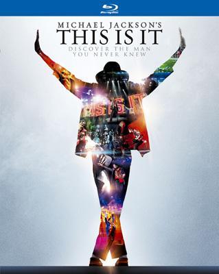 マイケル・ジャクソン THIS IS IT(ブルーレイ1枚組)