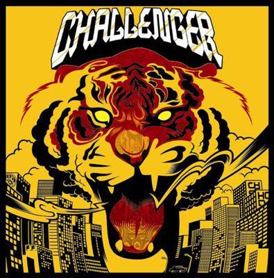 CHALLENGER +LIVE LIFE