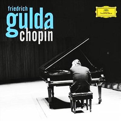 24の前奏曲、4つのバラード、舟歌(1955−60年ライヴ)、ピアノ協奏曲第1番(デッカ音源)、他 グルダ、ボールト&ロンドン・フィル(2CD)