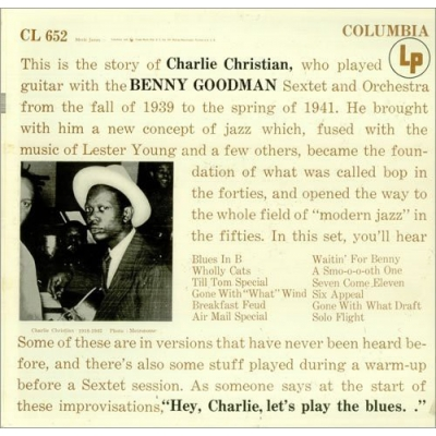 With The Benny Goodman Sextet