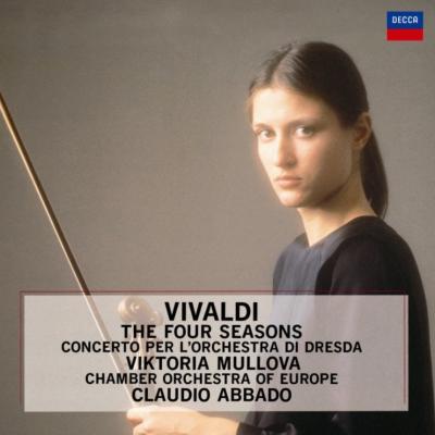 協奏曲集『四季』 ムローヴァ、アバド&ヨーロッパ室内管
