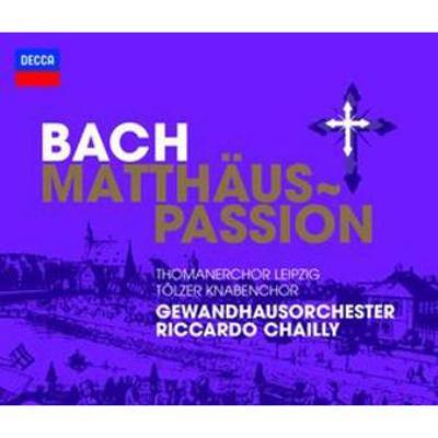 マタイ受難曲 シャイー&ゲヴァントハウス管弦楽団、聖トーマス教会合唱団(2CD)