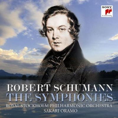交響曲全集 オラモ&ロイヤル・ストックホルム・フィル(2CD)