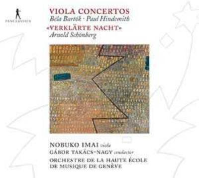 Voila Concerto / Der Schwanendreher: 今井信子(Va)Takacs-nagy / +schoenberg: Verklarte Nacht