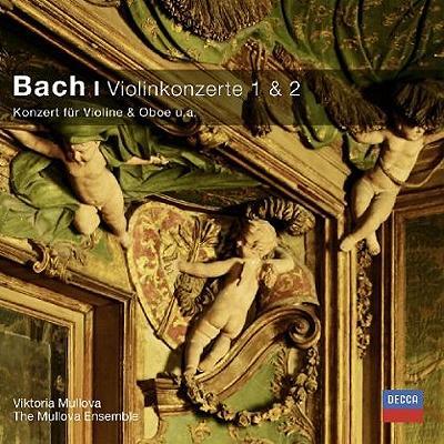 ヴァイオリン協奏曲第1番、第2番、他 ムローヴァ(vn)、ムローヴァ・アンサンブル
