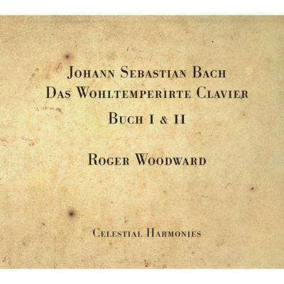 平均律クラヴィーア曲集全曲 ロジャー・ウッドワード(5CD)