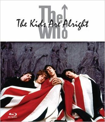Kids Are Alright (BLU-RAY/INTERNATIONAL EDITION)