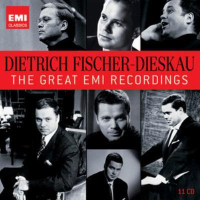 フィッシャー=ディースカウ/グレートEMIレコーディングス(10CD+CD−ROM)