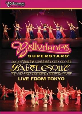 Babelesque -Live From Tokyo