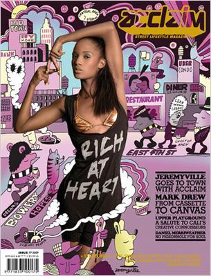 Acclaim Magazine : Issue17