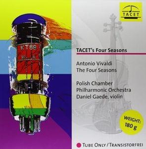 四季、ヴァイオリン協奏曲:ダニエル・ゲーデ(ヴァイオリン)、ヴォイチェフ・ライスキー指揮&ポーランド室内フィルハーモニー管弦楽団 (180グラム重量盤レコード)