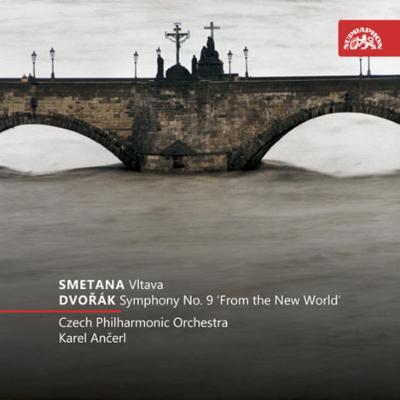 ドヴォルザーク:交響曲第9番『新世界より』、スメタナ:『モルダウ』 アンチェル&チェコ・フィル