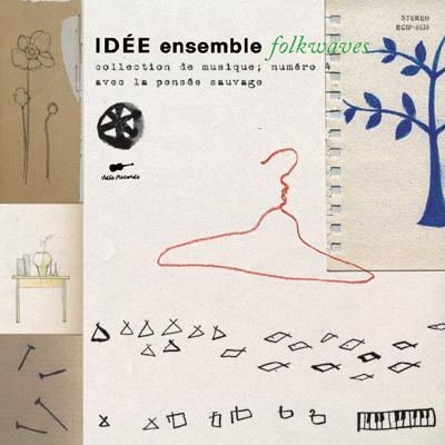Idee Ensemble Folkwaves Collection De Musique Numero 4 Hmv Books Online Rcip 138