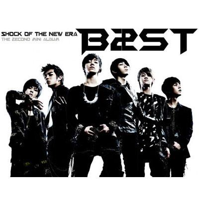 2nd Mini Album: Shock Of The New Era
