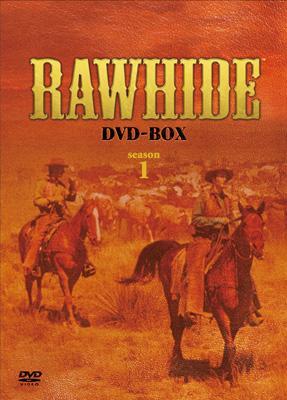 ローハイド シーズン1 DVD-BOX