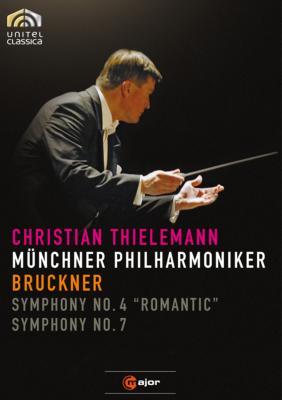 交響曲第4番『ロマンティック』、第7番 ティーレマン&ミュンヘン・フィル