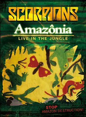 Amazonia -Live In The Jungle