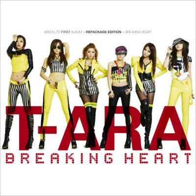 Vol.1: Breaking Heart -Repackage