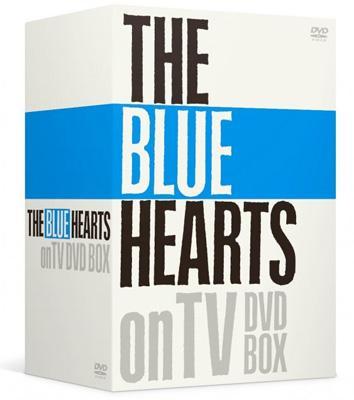 THE BLUE HEARTS on TV DVD-BOX 【完全初回生産限定盤】
