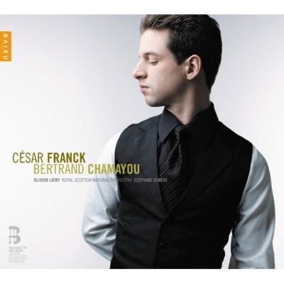 交響詩『魔神』、交響的変奏曲、他 シャマユ、ドゥネーヴ&スコティッシュ・ナショナル管