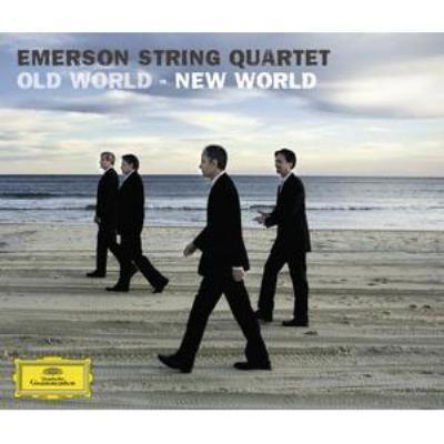 弦楽四重奏曲第10、11、13、14番、『糸杉』、弦楽五重奏曲第3番 エマーソン弦楽四重奏団、ニューバウアー(3CD)