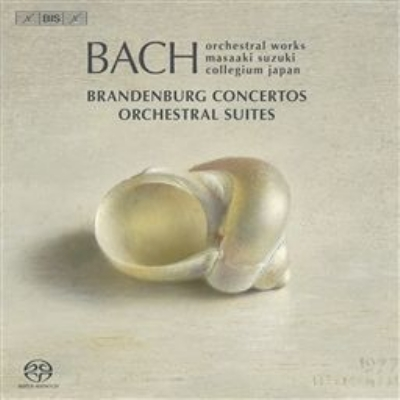 Brandenburg Concerto, 1-6, : Suzuki 鈴木雅明 / Bach Collegium Japan (2008)+orch.suite, 1-4,