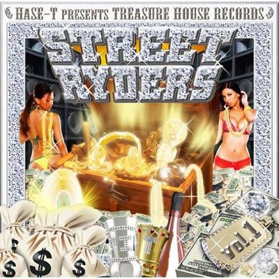 HASE-T Presents TREASURE HOUSE RECORDS STREET RYDERS VOL.1