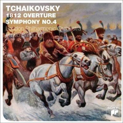 交響曲第4番、1812年 ベルグルンド&ロンドン・フィル