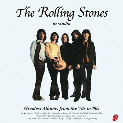 In Studio: Greatest Albums From The 70's To 00's Vol.1 【限定版】