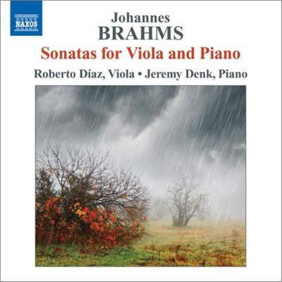 ヴィオラ・ソナタ第1番、第2番、ヴァイオリン・ソナタ第1番(ヴィオラ版) ディアス、デンク