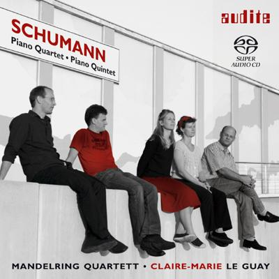 ピアノ五重奏曲、ピアノ四重奏曲 ル・ゲ、マンデルリング四重奏団