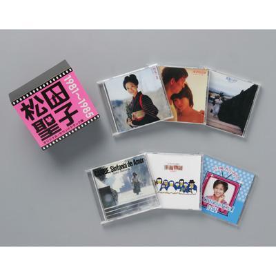 松田聖子オリジナル・サウンドトラック集 1981〜1985 【Blu-specCD BOX】