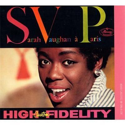 Sarah Vaughan A Paris