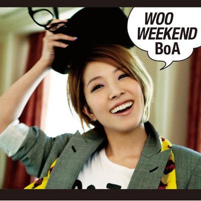 WOO WEEKEND (+DVD)【初回限定盤】