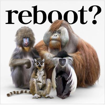 reboot 〜あきらめない詩〜/ 流れ星 (+DVD)【初回限定盤】