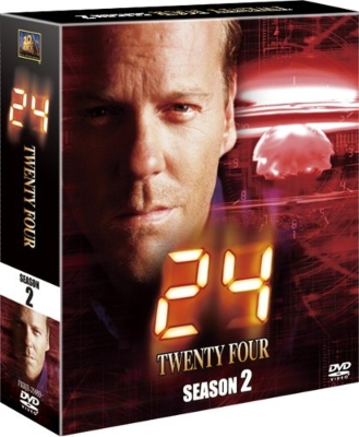 24 -TWENTY FOUR- シーズン2 <SEASONSコンパクト・ボックス>