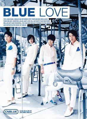 2nd Mini Album: Bluelove